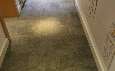 Contract carpet cleaning in Harrogate